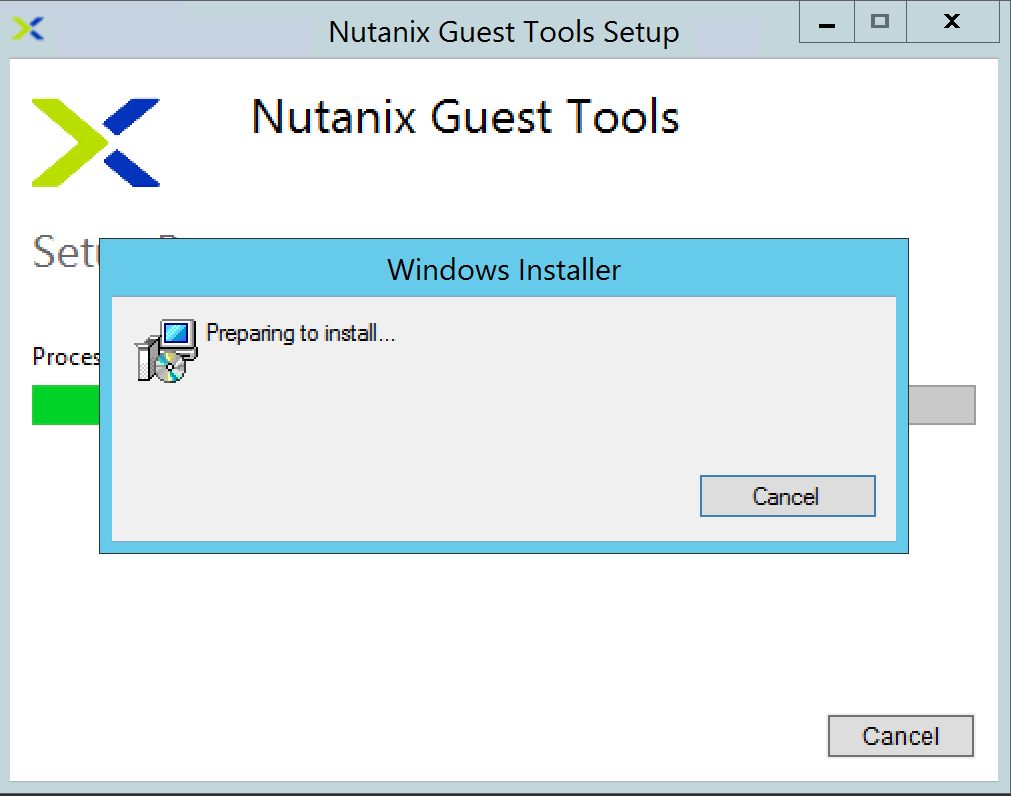 Enable NGT - Installer